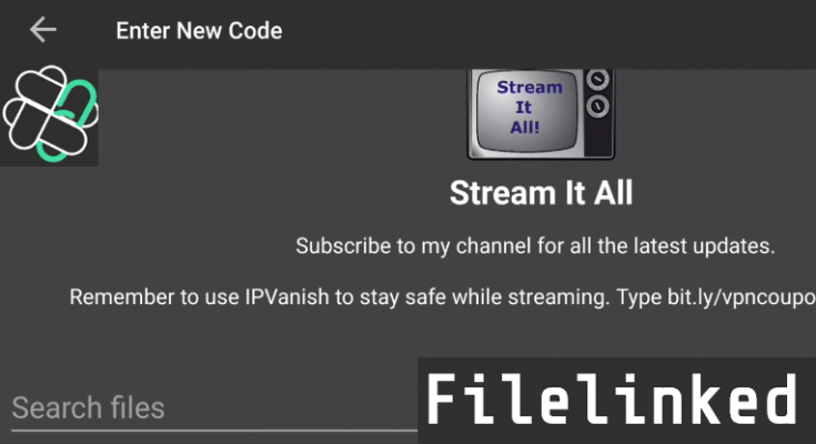 Best FileLinked Codes List (2020) – Android/Firestick