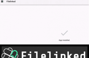 install filelinked on andorid tv
