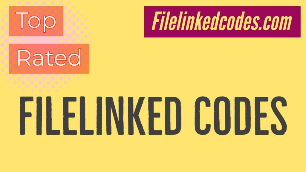 filelinked codes 2020